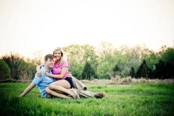 Amanda + Ross {engagements}