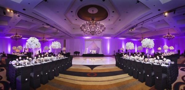 loews vanderbilt , luxury wedding