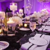 white florals, nashville wedding planner