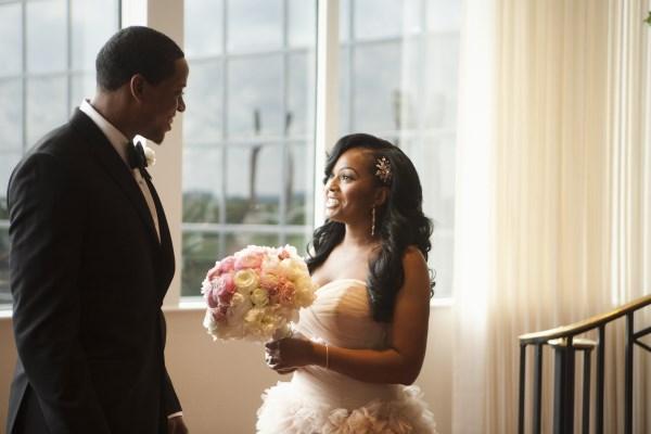 first look, nashville wedding planner