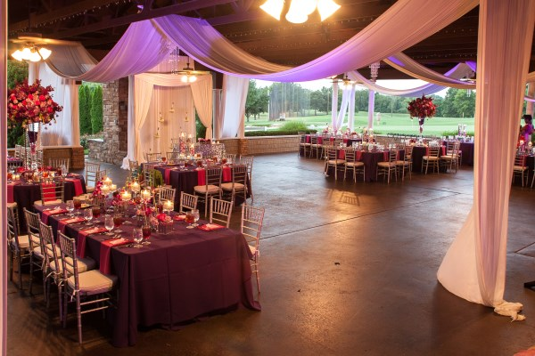 ceiling drape, decor, centerpieces