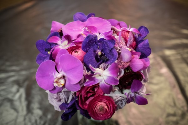 orchids, centerpiece, Mount Juliet wedding planner