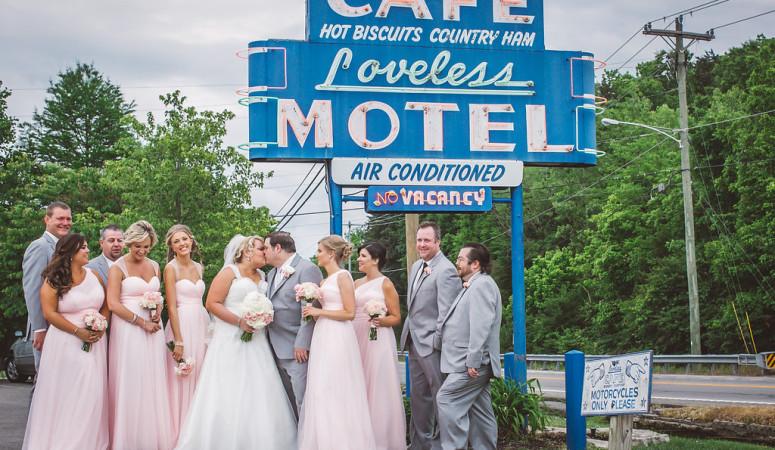 Brittney & Robert { Loveless Barn Wedding} Nashville, TN