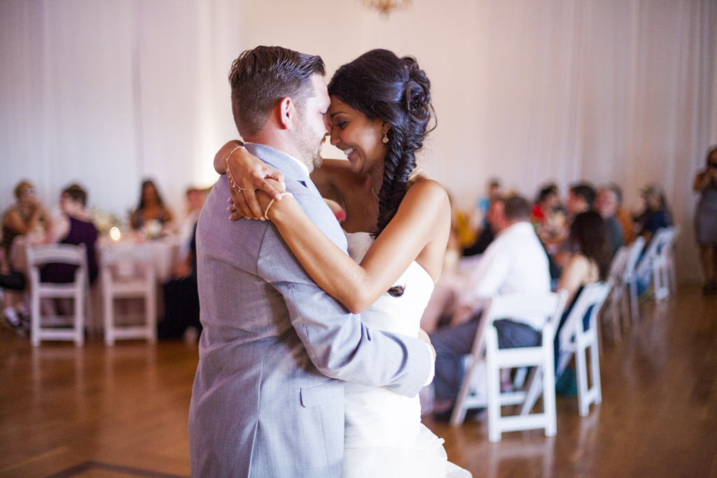 first dance, reception, nashville wedding