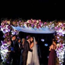 first kiss, jewish wedding