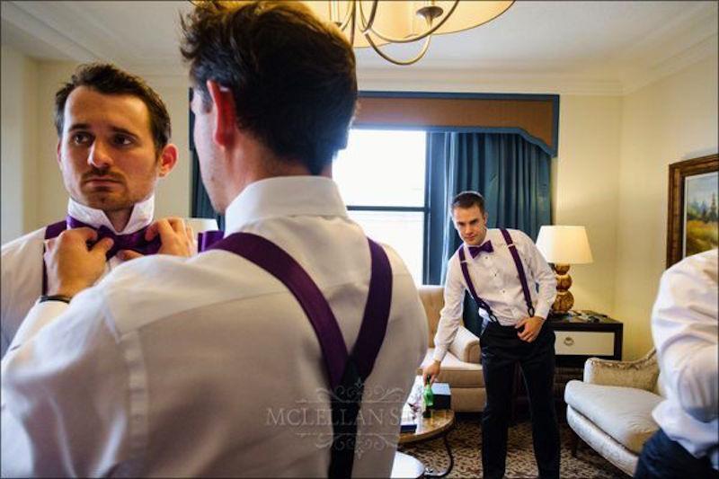 groom, groomsmen, suspenders