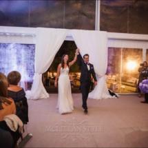 memphis wedding reception