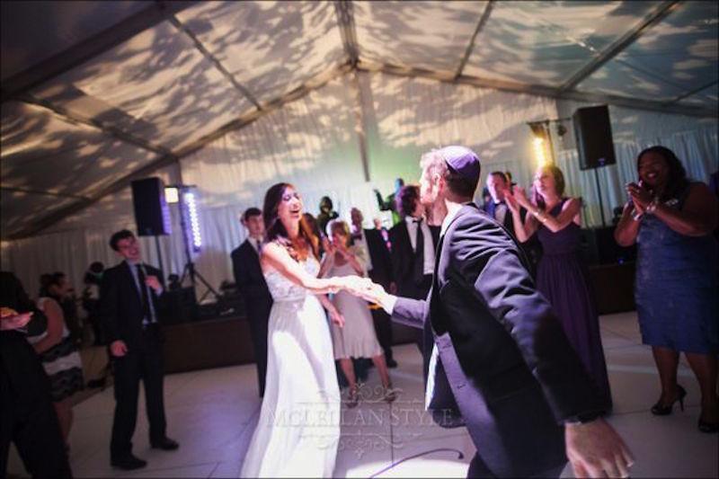reception, dance floor