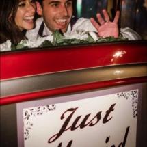 just married, elliott events, nashville wedding planner