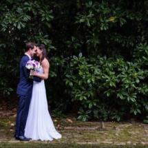 memphis bride and groom