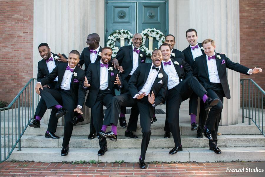 groom, groomsmen