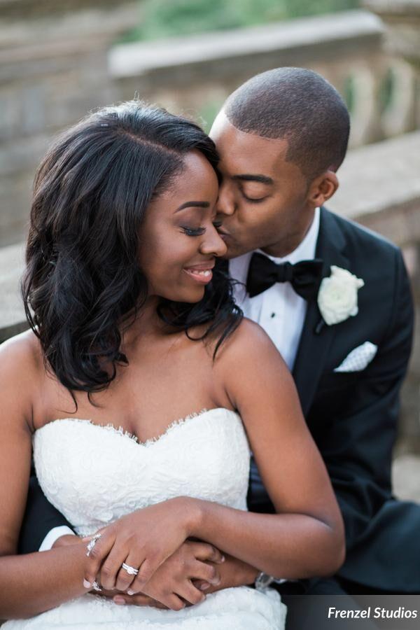cheekwood, weddings, bride and groom