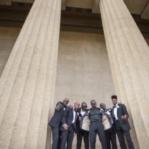 Custom suit, groomsmen