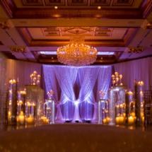 ceremony ,candles, nashville wedding planner