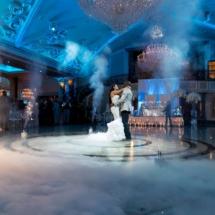 nfl bride and groom, new jersey wedding planner