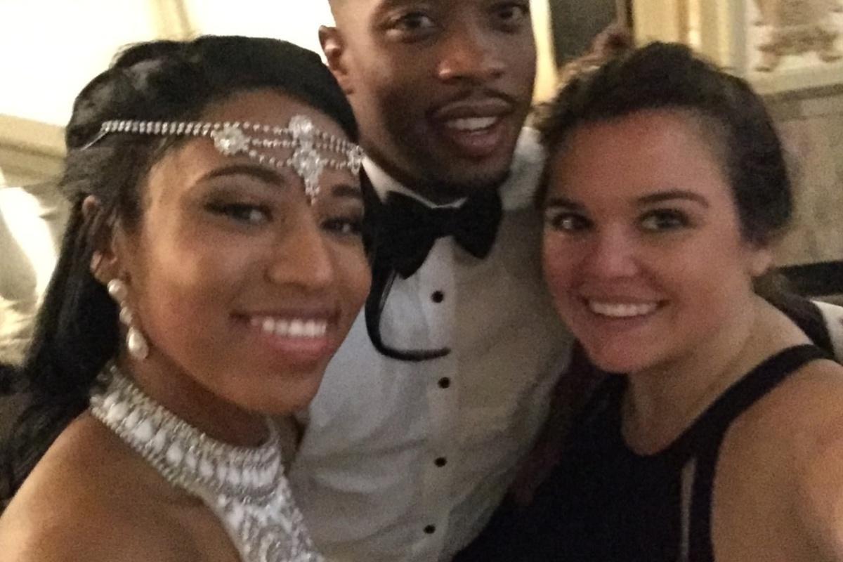 memphis wedding planner, bride and groom