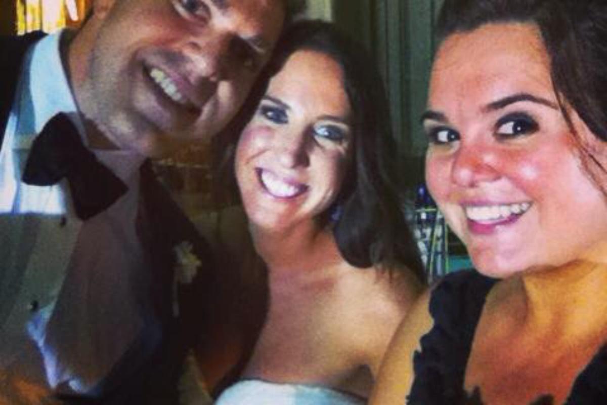 centennial park wedding, bride and groom, planner