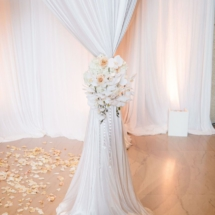 detail, orchids, roses, ceremony
