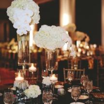 orchids, decor, nashville wedding planner