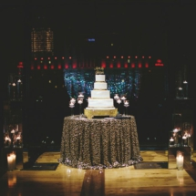 cake, nashville view, decor
