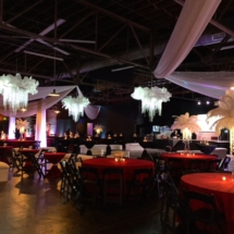 Nashville, Corporate Events, Dell, Design, Corporate Designer, Marathon Music Works, Old Hollywood Theme