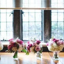 bouquets, purple, florals