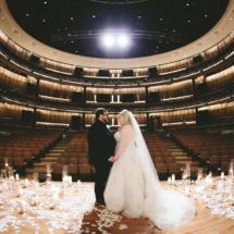 CMA Theater Wedding