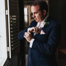 tux, tie, navy, pink, groom