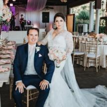 bride, groom, reception, bouquet