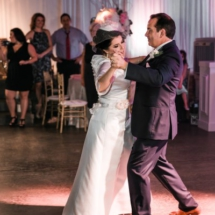 first dance, groom, bride