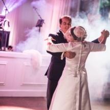 dance, groom, bride, vintage gown