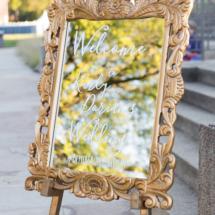 Mirror, Welcome, Ceremony