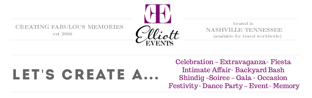 Elliott Events logo
